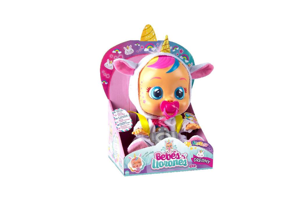 Muñeca Fantasy Dreamy, Bebés llorones